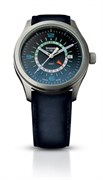 Часы Traser Aurora GMT Blue